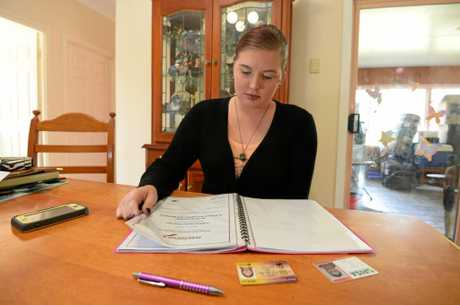 Letitca Fletcher has applied for some 1800 jobs this year without success.   Photo: Chris Ison / The Morning Bulletin