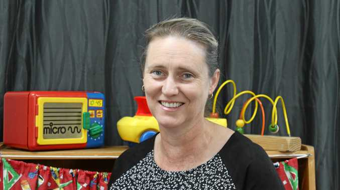 A REWARDING PROFESSION: Dalby South State School ECDP teacher Ms Amelia Hart enjoys her role.