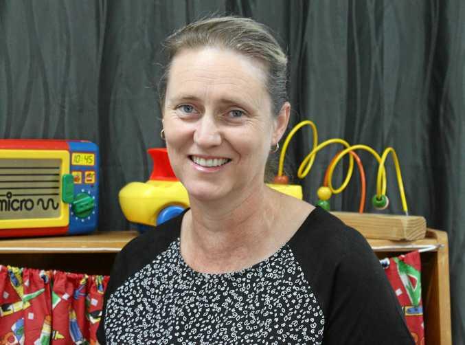 A REWARDING PROFESSION: Dalby South State School ECDP teacher Ms Amelia Hart enjoys her role.