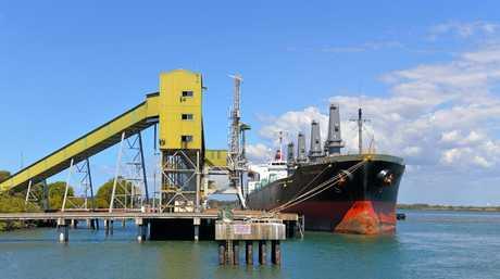 SHIPPING NEWS: Action at the Port of Bundaberg.