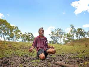 Drought looms as Kilkivan district farmers look forward with dread to a dry old 'wet season'