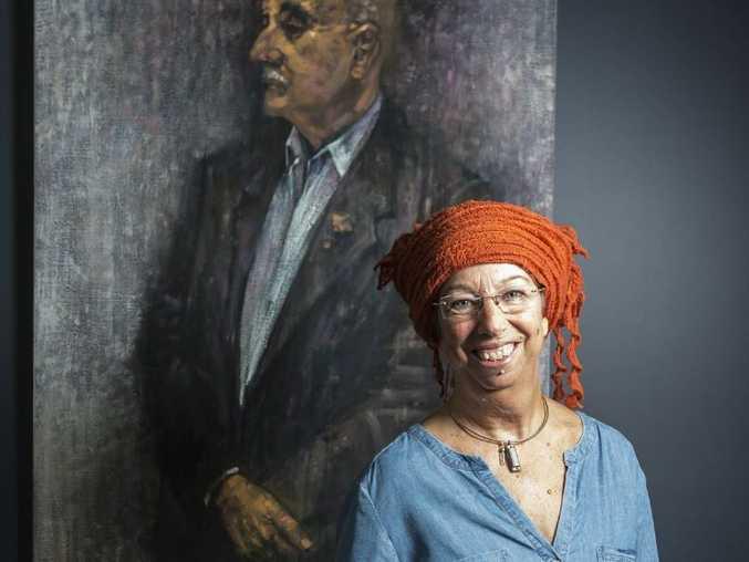 2016 Bruce Dawe National Poetry Prize winner Jenny Pollack.