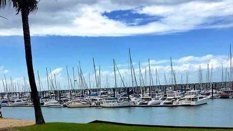Vanessa Ironside: Mackay Harbour.