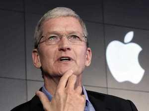 Fake news 'killing people's minds', says Apple boss