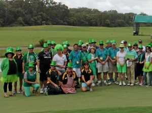 Charitable souls get in the swing of Rotary golf day