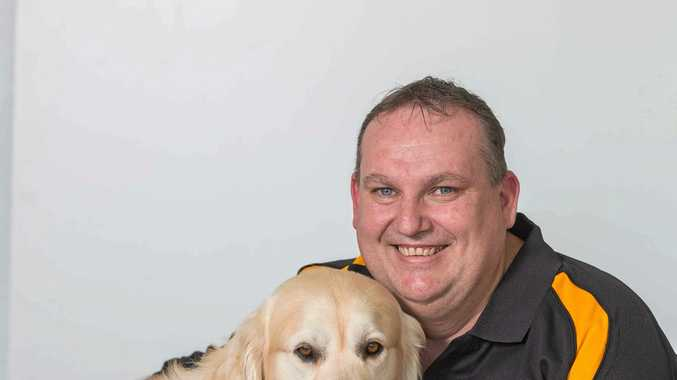 Local Rockhampton Petbarn Store Manager, Jeff Hickson