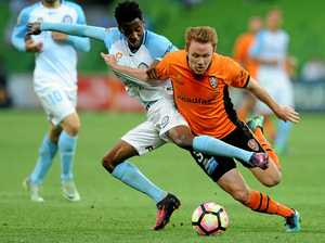 Penalty controversy as Roar held by City
