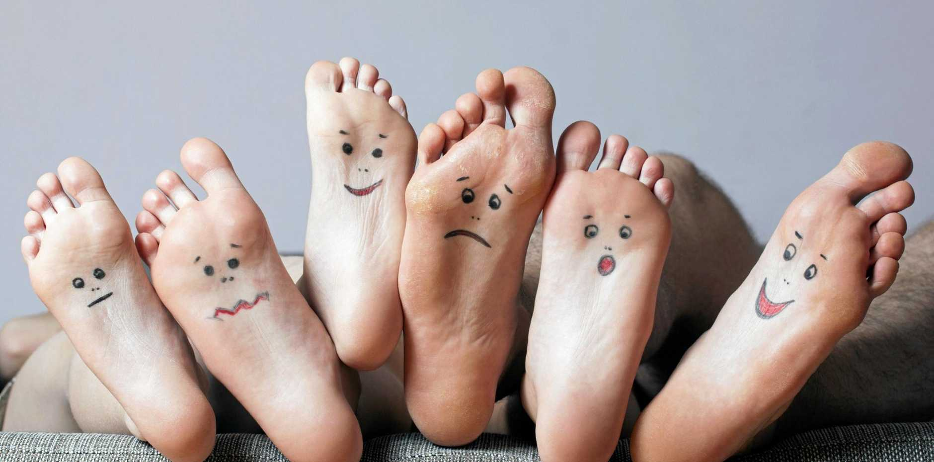 SOLE NEWS: New research shows a link between foot pain and mental health.