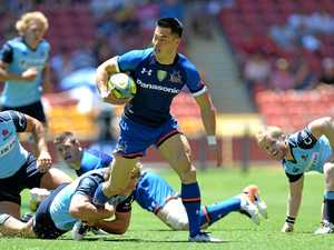 Japanese club wows crowds at Brisbane Tens