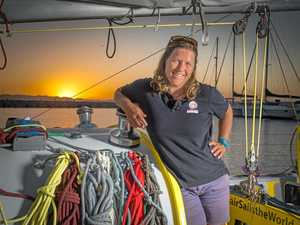 Lisa passes milestone in Antarctic adventure