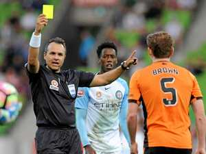 A-League refs need help from video technology