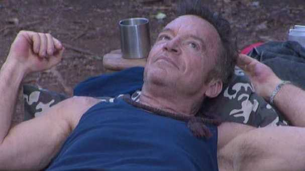 American actor Tom Arnold is the first evicted from the new series of I'm a Celebrity ... Get Me Out of Here!