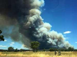 76 bushfires burn through NSW as heat gets as bad as it gets