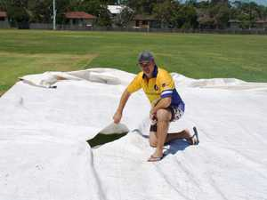 Cricket club hit by sabotage, slasher's low act
