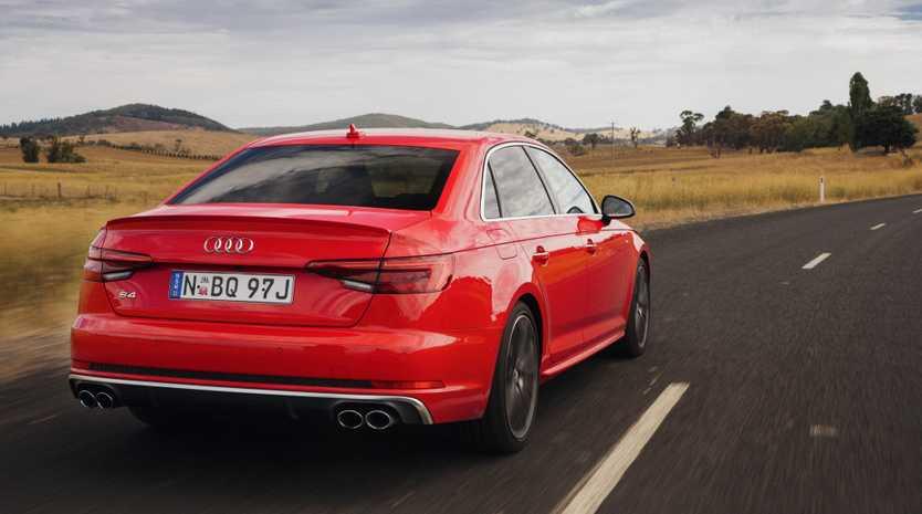 2017 Audi S4