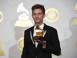 GRAMMY AWARDS: Aussie Flume picks up Grammy award