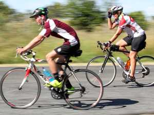 Riders endure heat to raise cash for causes