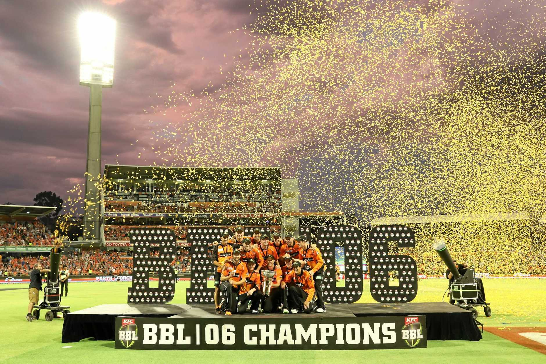 The Big Bash League helped bring cricket back from the brink in the Australian sporting market.