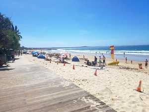 39 degrees and rising: Coast heatwave going nowhere