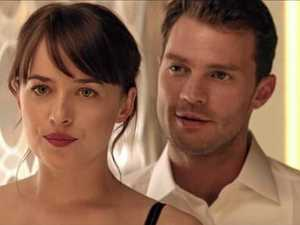 MOVIE REVIEW: Fifty Shades Darker a bit of a flop
