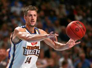 Brisbane Bullet in NBL shooting first