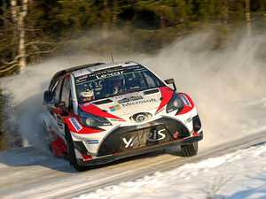 Latvala and Toyota combine for Rally Sweden win