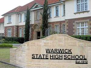 Boy assaulted at Warwick high school