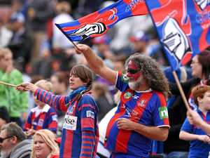 Knights fans will riot if club is relocated to Queensland