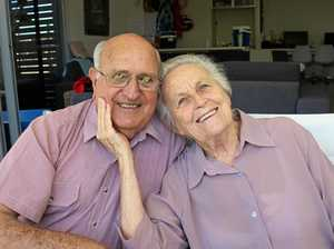 A Valentine's Day love story that has spanned 65 years