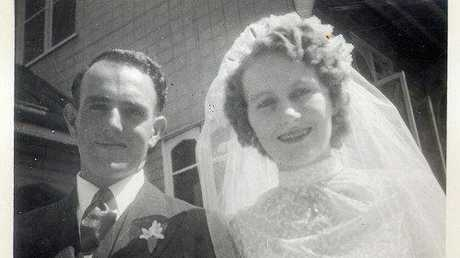 Neil and Vi McCosker are celebrating their 65th wedding anniversary.