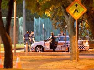 Police ramp up patrols after USQ centre locked down