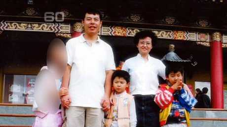 The Lin family were murdered in their sleep by Robert Xie.
