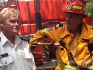 Lennox Head Fire: RFS update from the scene