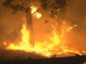NSW burns with 80 fires.