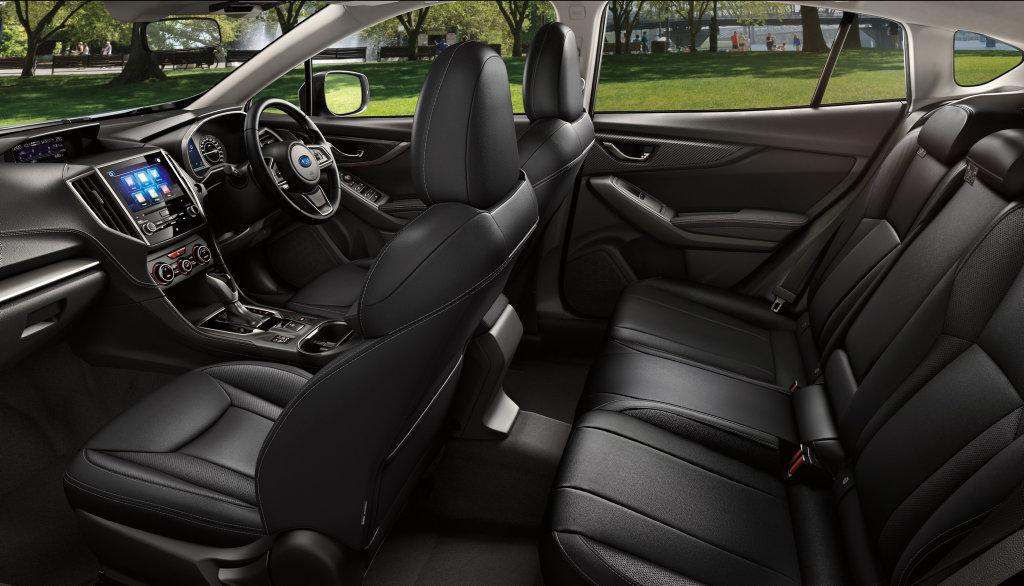 2017 Subaru Impreza 2.0i-S