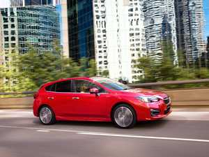 Subaru Impreza 2.0i-S Hatch road test and review
