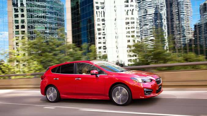 WELL-OPTIONED Subaru's Impreza in higher specification 2.0i-S guise features excellent cabin features and cutting edge safety to go with a quality chassis.