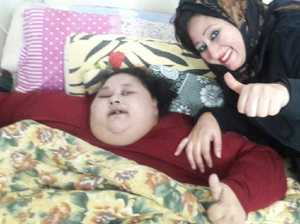 World's heaviest woman to have lifesaving surgery