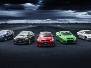 HSV's anniversary range celebrates 30 years of performance
