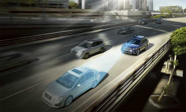 Autonomous Emergency Braking systems use radars, cameras or sensors to detect hazards and brake for you if necessary