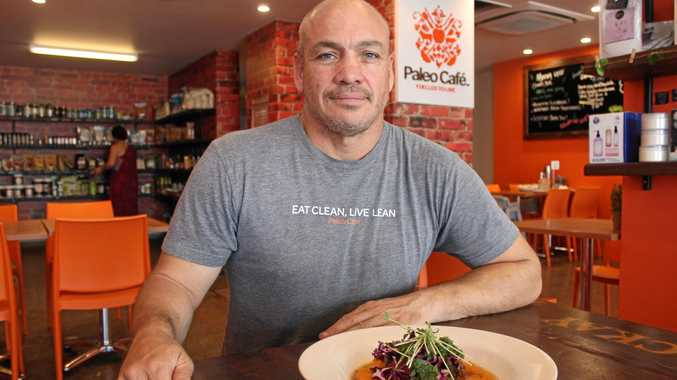Paleo Cafe franchisee Michael Harris will open a new cafe The Grazing Goat in Mackay in its place.