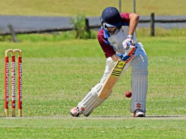 ROOM FOR IMPROVEMENT: The batting performance by Diggers on Saturday wasn't good but it was good enough to get the win against Dorrigo.