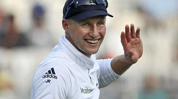 Joe Root is the new England captain.