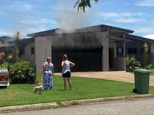 Marian House Fire