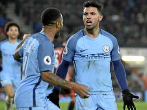 City into second after win over Bournemouth