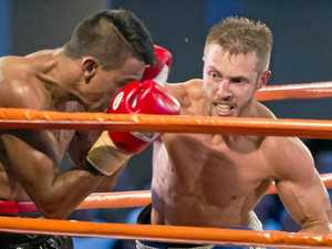 Big bouts in sight for champion George