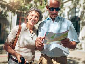 Baby Boomers are living the high life, travelling to every possible destination where there is something new to see and do.
