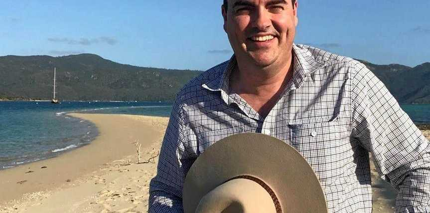 Whitsunday MP Jason Costigan.