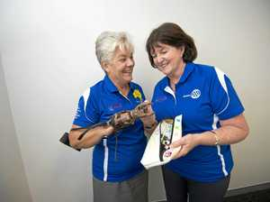 Gladstone's miracle women deliver hands to mine victims