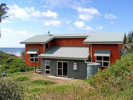 2 Oaks, Fraser Island, 4581. On the market for $1.395 million.